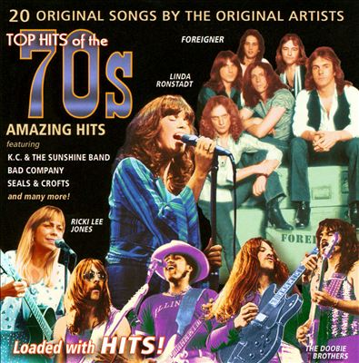 Top Hits of the Seventies: Amazing Hits