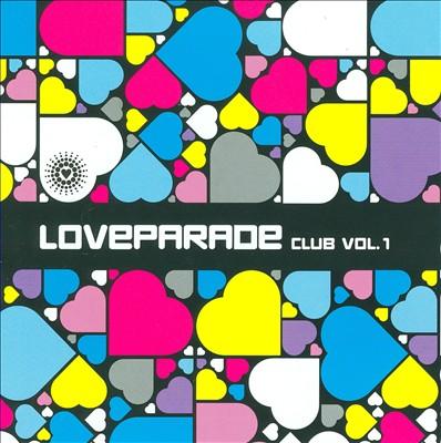 Loveparade Club, Vol. 1
