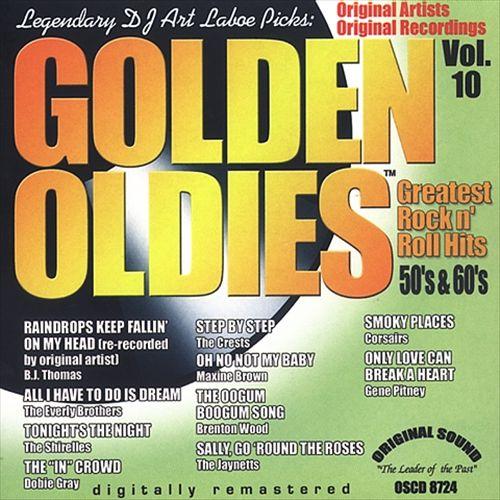Golden Oldies, Vol. 10 [Original Sound 2002]