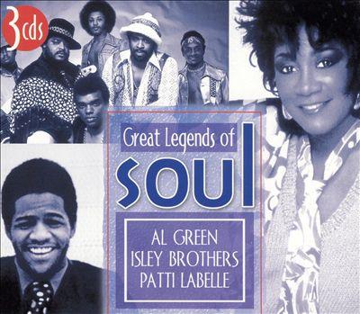 Great Legends of Soul