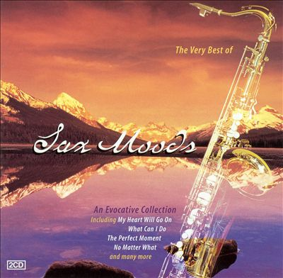 Very Best of Sax Moods