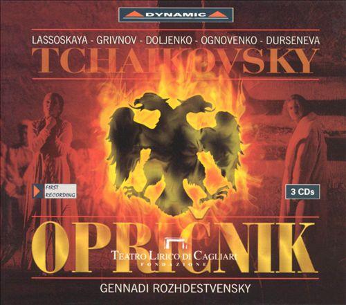 Tchaikovsky: Opricnik