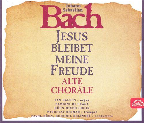 J.S. Bach: Jesus Bleibet Meine Freude