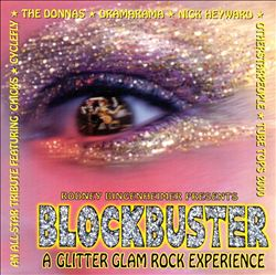 Blockbuster: A Glitter Glam Rock Experience