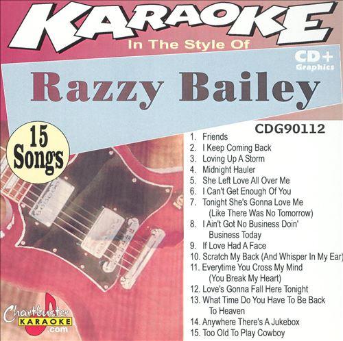 Chartbuster Karaoke: Razzy Bailey