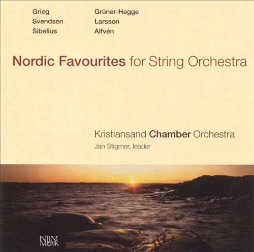 Nordic Favourites for String Orchestra