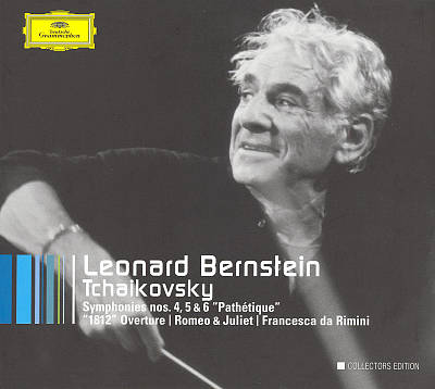 Tchaikovsky: Symphonies Nos. 4, 5 & 6; 1812 Overture; Romeo & Juliet; Francesca da Rimini