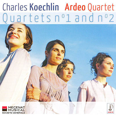 Koechlin: String Quartets Nos. 1 & 2