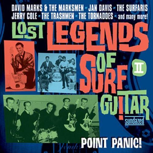 Lost Legends of Surf Guitar, Vol. 2