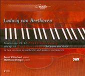 Beethoven: Sonatas for Violin & Piano, Opp. 23, 24 & 47