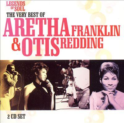Legends of Soul: Very Best of Aretha Franklin & Otis Redding
