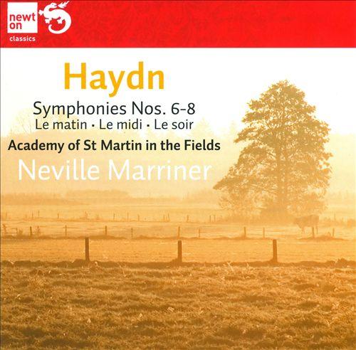 Haydn: Symphonies Nos. 6, 7 & 8