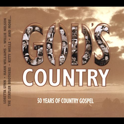 God's Country: 50 Years of Country Gospel