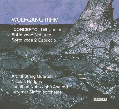 Wolfgang Rihm: