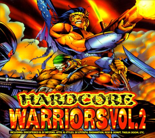 Hardcore Warriors, Vol. 2
