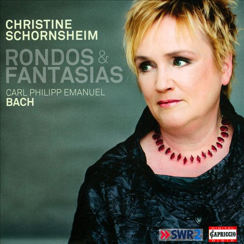 Carl Philipp Emanuel Bach: Rondos & Fantasias