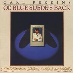 Ol' Blue Suede's Back