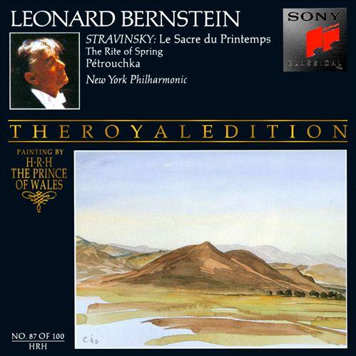 Stravinsky: Le Sacre du Printemps; Petrushka