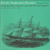 Foc'sle Songs and Shanties