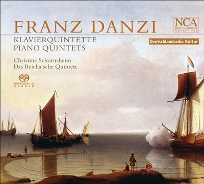 Franz Danzi: Piano Quintets
