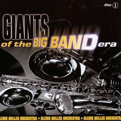 Giants of the Big Band Era [Madacy]