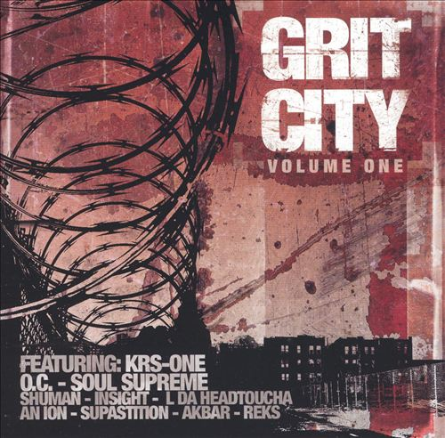 Grit City, Vol. 1