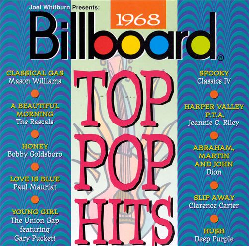 Billboard Top Pop Hits: 1968