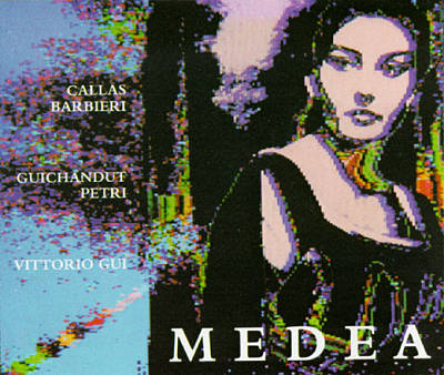 Luigi Cherubini: Medea