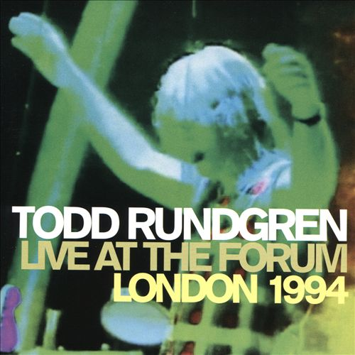 Live at the Forum London, 1994