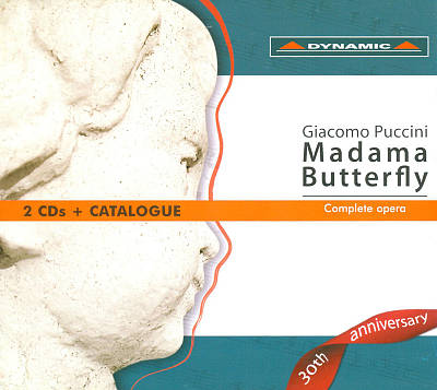 Puccini: Madama Butterfly [Inlcudes Catalog]