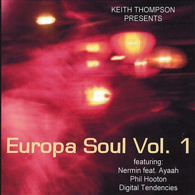 Europa Soul, Vol. 1