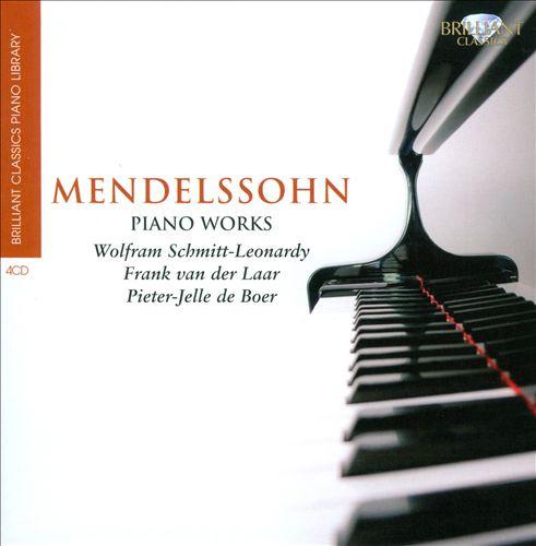 Mendelssohn: Piano Works