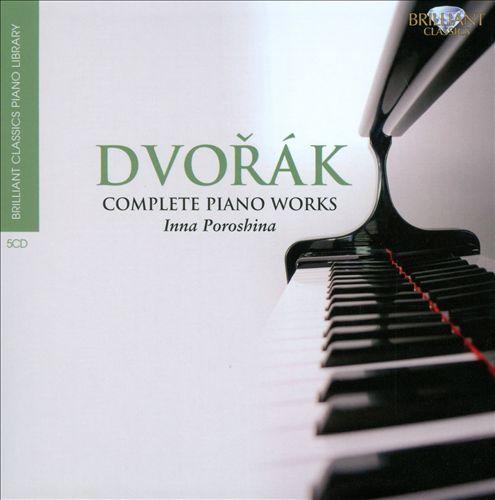 Brilliant Classics Piano Library: Dvorák