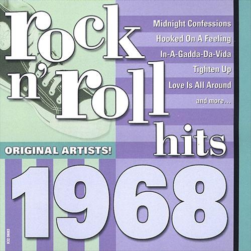 Rock N' Roll Hits: Golden 1968