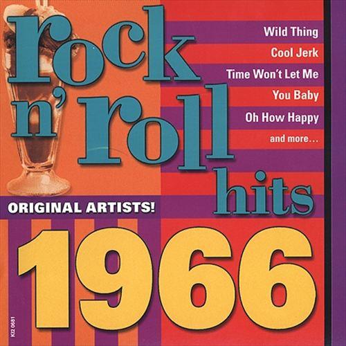 Rock N' Roll Hits: Golden 1966