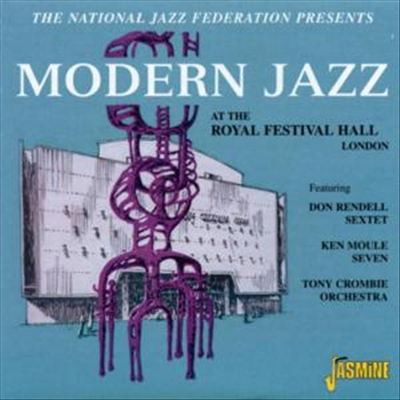 Modern Jazz at the Royal Festival Hall, Oct. 1954