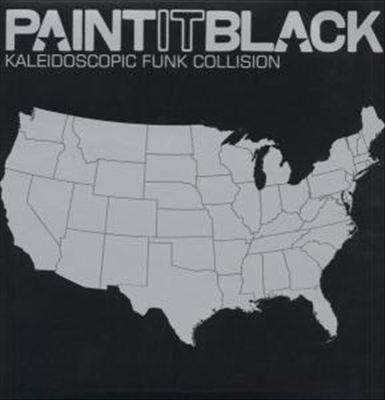 Paint It Black: Kaleidoscopic Funk Collision