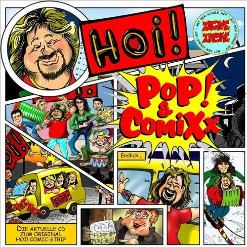 Pop & Comixx