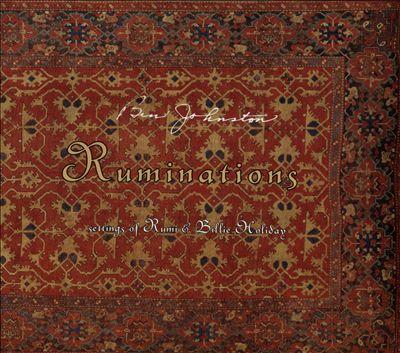 Ben Johnston: Ruminations