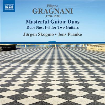 Filippo Gragnani: Masterful Guitar Duos - Duos Nos. 1-3 for Two Guitars