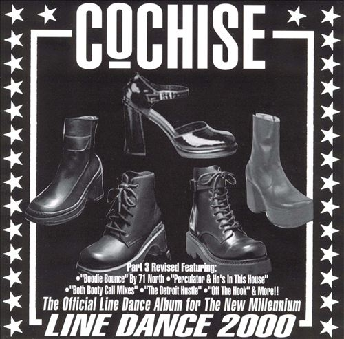 Cochise Line Dance 2000
