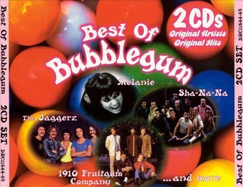 Best of Bubblegum [Platinum Disc]