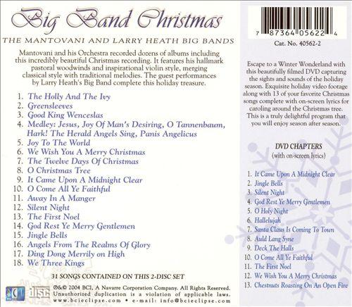 Big Band Christmas [Brentwood]
