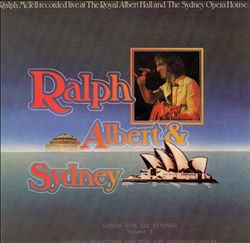 Ralph, Albert & Sydney