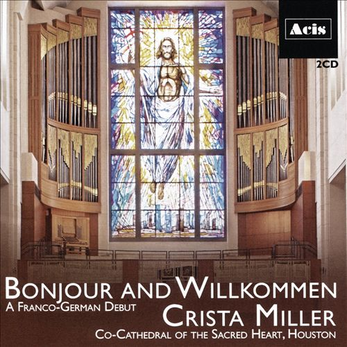 Bonjour and Willkommen: A Franco-German Debut