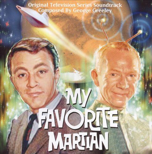 My Favorite Martian [TV Soundtrack]