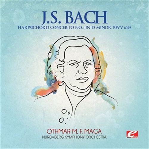 J.S. Bach: Harpsichord Concerto No. 1 in D minor, BWV 1052