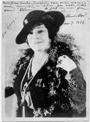 Blanche Arral