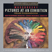 Mussorgsky: Pictures at an Exhibition; Prelude to Khovanshchina