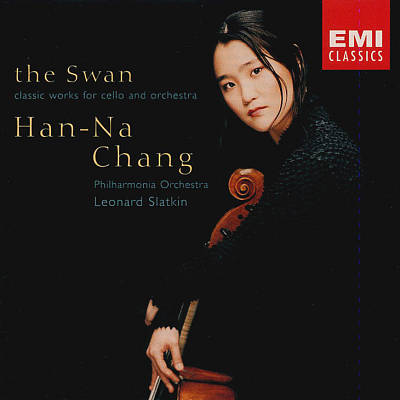 The Swan: Classic Works for Cello and Orchestra